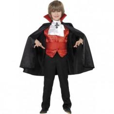 Costum Dracula copii 7-9 ani