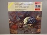 Mozart/Haydn – Symphony Concertanta (1969/Fontana/Holland) - VINIL/ca Nou (NM+), emi records