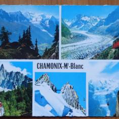 2 carti postale expediate de Mia Groza din strainatate , anii 60