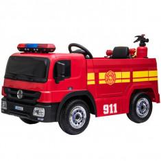 Masina de pompieri cu acumulator