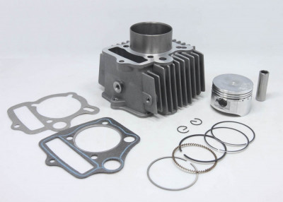 Kit Cilindru Set Motor ATV 4T  - 107cc - 110cc - 52.4mm foto