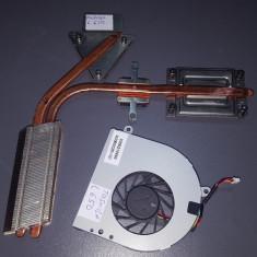 Cooler Ventilator + radiator racitor Laptop Toshiba L650 perfect functional