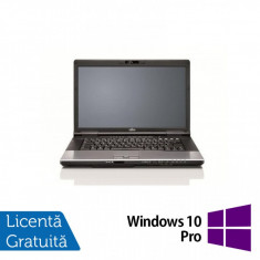 Laptop FUJITSU SIEMENS E752, Intel Core i5-3210M 2.50GHz, 4GB DDR3, 320GB SATA, DVD-RW + Windows 10 Pro