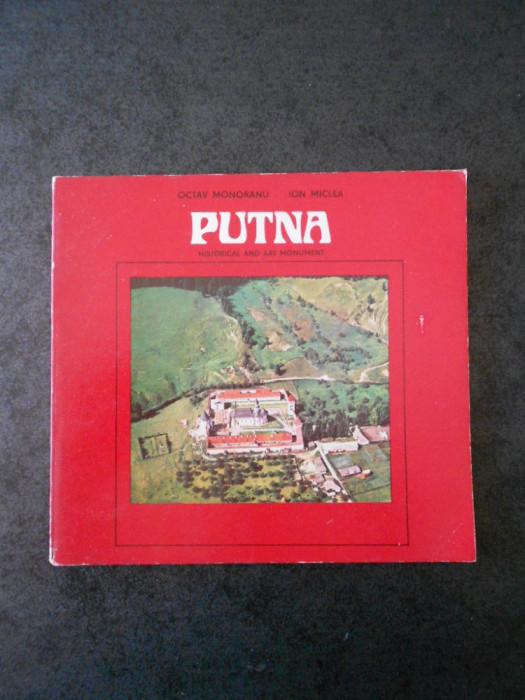 OCTAV MONORANU, ION MICLEA - PUTNA (limba engleza, ghid)