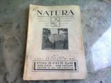 REVISTA NATURA NR.5/1933