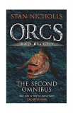 Orcs Bad Blood: The Second Omnibus (Orcs Series)