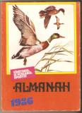 Almanahul Vanatorul si pescarul sportiv 1986