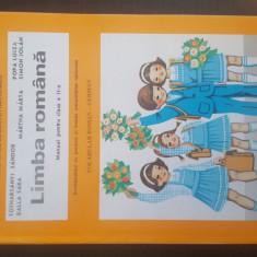 LIMBA ROMANA - Manual pentru clasa a II-a -Vocabular Roman-German
