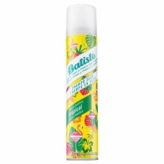 Batiste Dry Shampoo Coconut&Exotic Tropical șampon uscat pentru toate tipurile de păr 200 ml