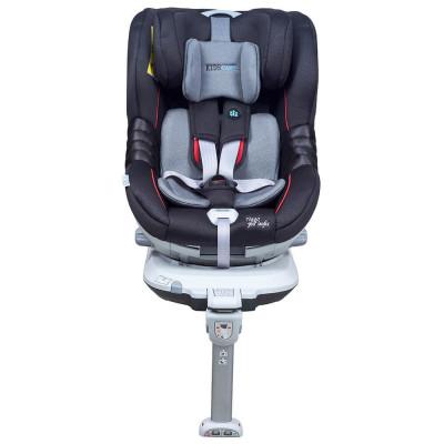 Scaun auto Rear Facing rotativ Tiago 0-18 kg negru KidsCare foto