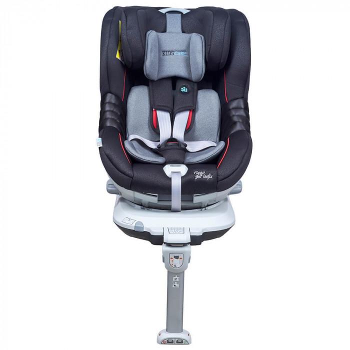 Scaun auto Rear Facing rotativ Tiago 0-18 kg negru KidsCare