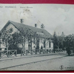 Brasov Rasnov gara