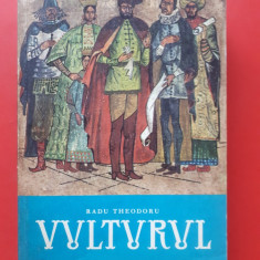 VULTURUL × Radu Theodoru volumul 2