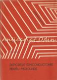 Dispozitive Semiconductoare Pentru Microunde - Ing. Gr. Antonescu
