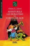 Aventurile lui Buratino sau cheita de aur/Aleksei N. Tolstoi, Corint