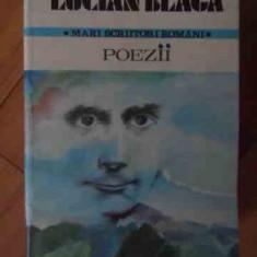 Poezii - Lucian Blaga ,529677