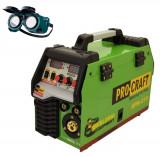 Set Invertor de sudura Procraft SPH310P, 250A, Profesional