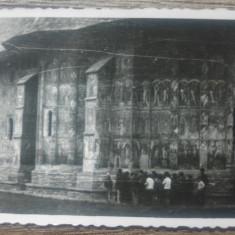 Manastirea Sucevita, perioada interbelica/ fotografie
