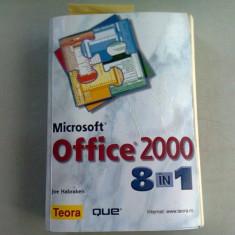 MICROSOFT OFFICE 2000 8 IN 1 - JOE HABRAKEN