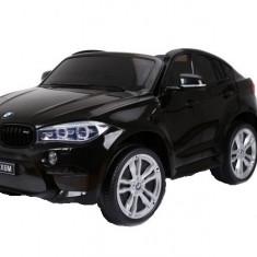 Masinuta electrica BMW X6M 12V XXL STANDARD Negru
