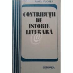 Contributii de istorie literara (1867-1885)