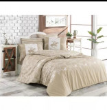 Lenjerie de pat pentru 2 persoane Beverly Hills Polo Club, 100% bumbac, 230x250 cm