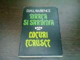 MAREA SI SARDINIA - D.H. LAWRENCE