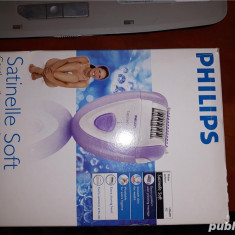 Epilator Philips Satinelle Soft