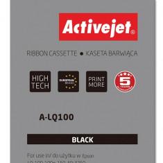 Ribon compatibil Epson LQ100 imprimare black