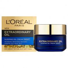 Masca regeneranta de noapte cu uleiuri esentiale L Oreal Paris Extraordinary Oil 50 ml