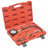 VidaXL Set manometru presiune pompă de injecție combustibil