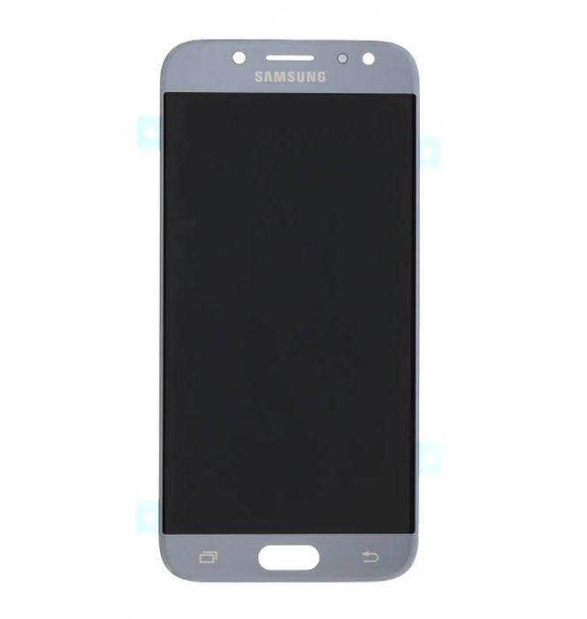 Display LCD Original + Touchscreen pentru SAMSUNG Galaxy J5 2017 (Blue Silver)
