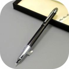 Stilou HERO 001_scrie la 360 grade, bun pentru dreptaci si stangaci