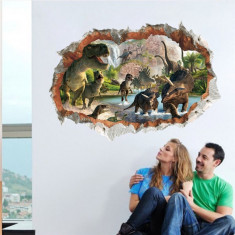 Sticker perete dinozauri Jurassic Park