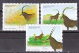 Angola  2003  fauna  antilope  MI  1699-1701   MNH  w62