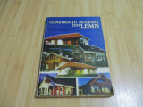 DUMITRU MARUSCIAC--CONSTRUCTII MODERNE DIN LEMN - 1997