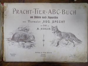 Atlas zoologic ABC