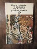 Mică enciclopedie de arhitectură, arte decorative și aplicate moderne