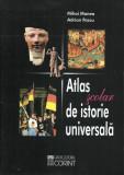 AS - MANEA & PASCU - ATLAS SCOLAR DE ISTORIE UNIVERSALA