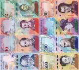 VENEZUELA lot 8 bancnote 2018 UNC!!!