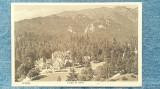 49 - Sinaia Corpul de Garda / carte postala circulata 1912 Editura Sigm Schwartz, Fotografie