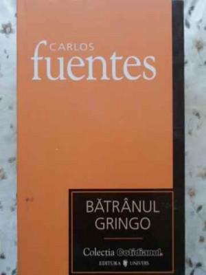 BATRANUL GRINGO - CARLOS FUENTES foto