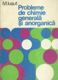 AS - IUSUT M. - PROBLEME DE CHIMIE GENERALA SI ANORGANICA