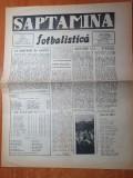 Saptamana fotbalistica 10 martie 1990-art. despre ilie balaci si ruud gullit