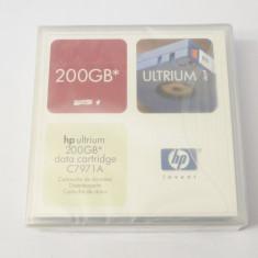 Caseta date HP Ultrium 1 data cartridge 200 Gb C7971A - sigilate