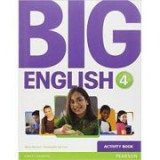 Big English 4 Activity Book - Mario Herrera