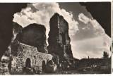 CPIB 17508 CARTE POSTALA - TARGU NEAMT. RUINELE CETATII NEAMTULUI, Necirculata, Fotografie