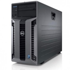 Workstation Second Hand Dell PowerEdge T610, 2xHexa Core Xeon E5649, 2x512GB SSD foto
