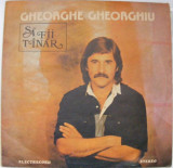 VINIL Vynil Electrecord  EDE 02855 Gheorghe Gheorghiu - SA FII TINAR, Melodia