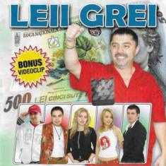 CD Leii Grei, original, manele